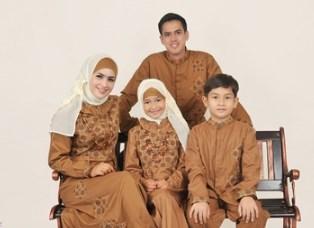 Model Baju Lebaran Untuk Keluarga