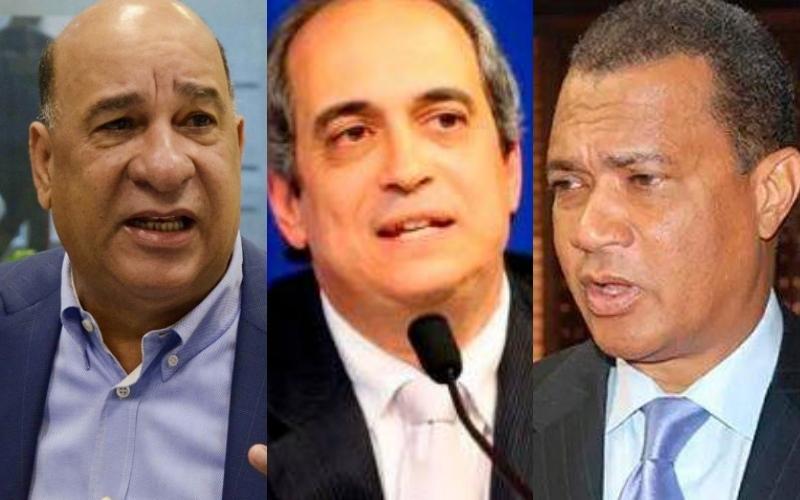 Tres seguidores de Leonel Fernández renuncian al Gobierno y otro es destituido