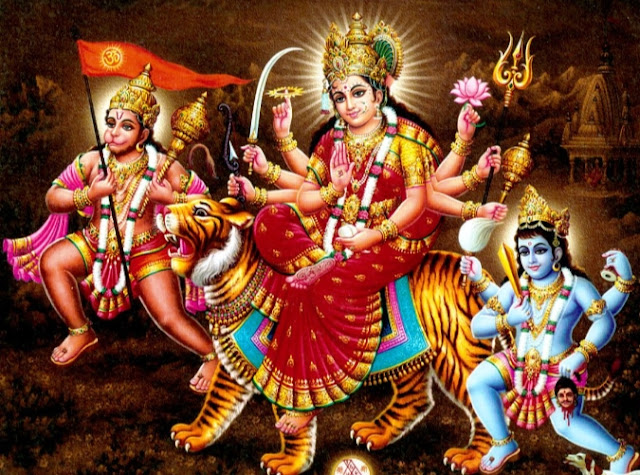 Vijayadashami wishes 2019-navratri-images