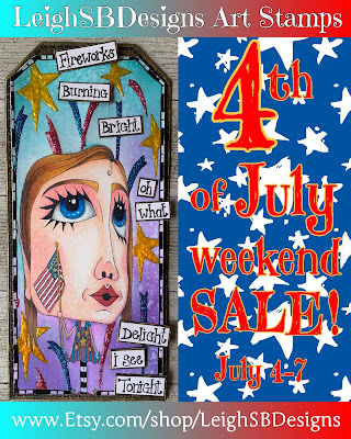 4th of July weekend SALEbration!