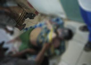 Warga Bilah Hilir di Hebohkan, Pemilik Toko Elektronik SL Tewas Tergeletak Didepan Pintu Kamar Mandi