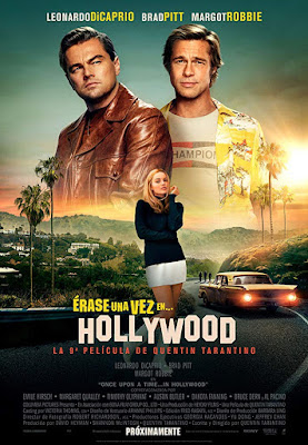 Once Upon A Time In Hollywood 2019 Dual Audio [Hindi DD2.0] 720p Bluray ESubs Download