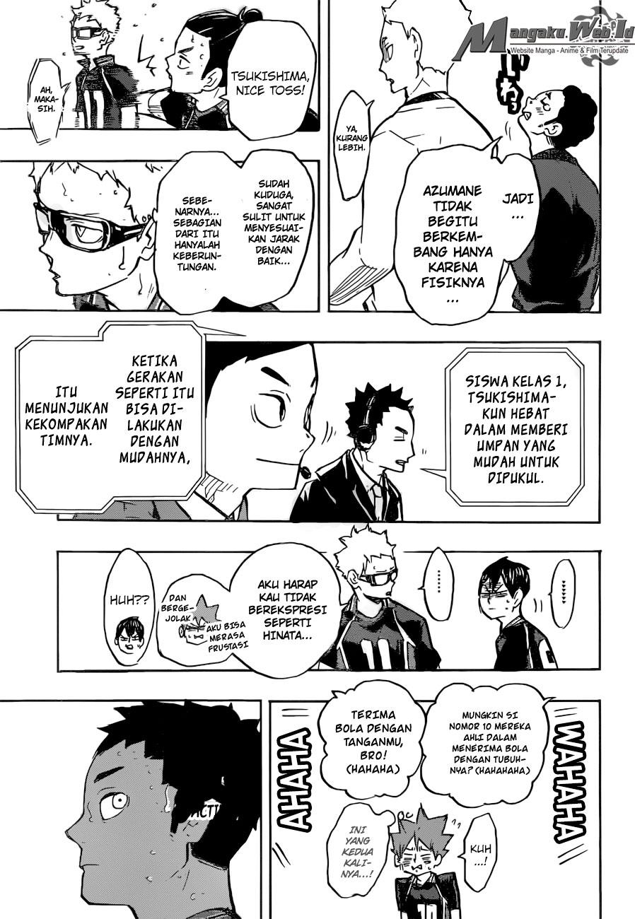 Haikyuu Chapter 237-18
