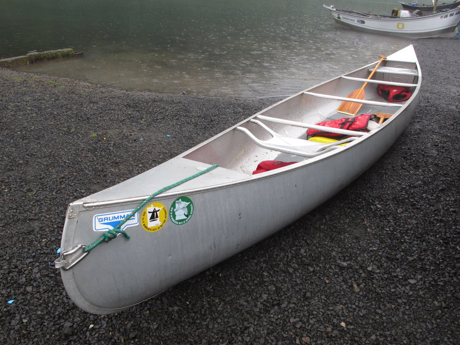 Squareback canoe review