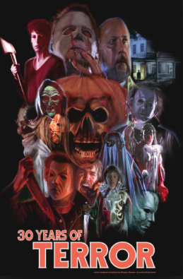 Reel to Real Movie and TV Locations: Halloween: 30 Years of Terror ...