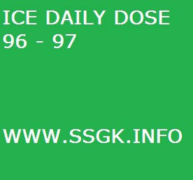 ICE DAILY DOSE 96 - 97