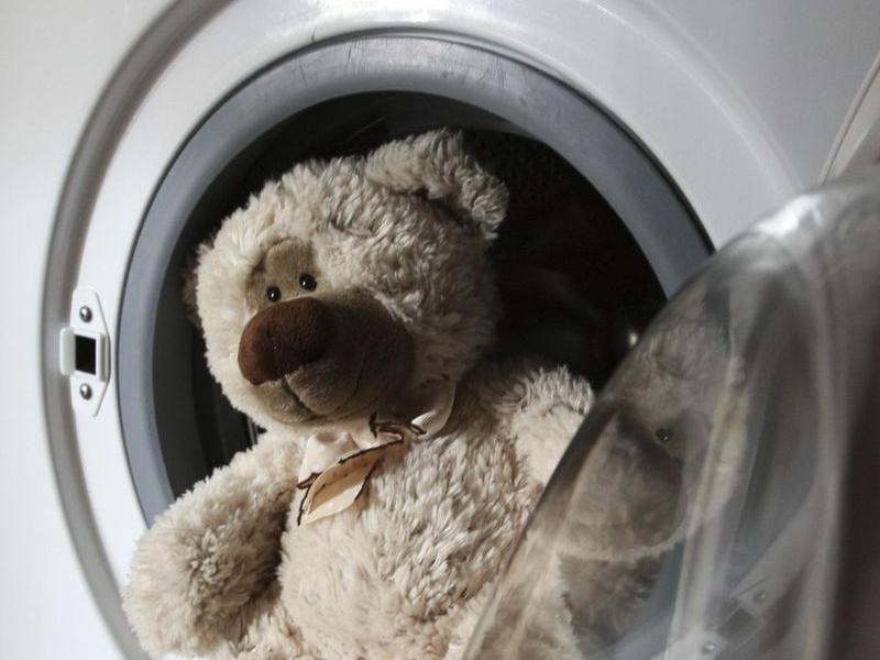 Как чистить и стирать мягкие игрушки