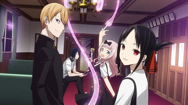 Kaguya-Sama: Love is War Manga 206