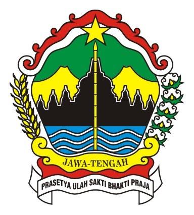 logovectorcdr logo provinsi jawa tengah