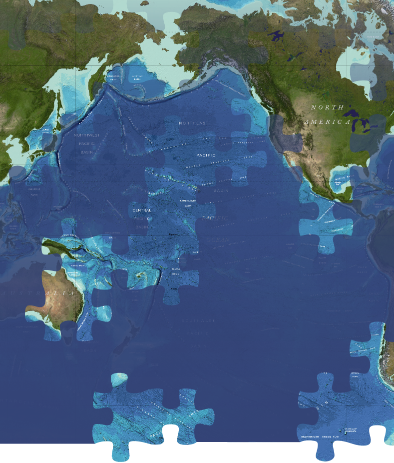 Geogarage Blog Why The First Complete Map Of The Ocean Floor Is