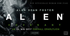 ALIEN Covenant - der Roman
