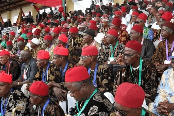 Ohanaeze Ndigbo-Igbo Unity Day