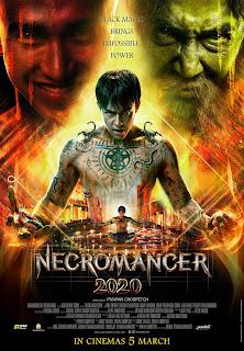 فيلم Necromancer 2020 مترجم