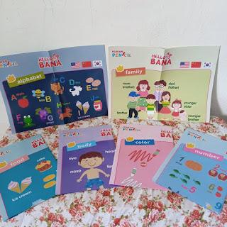 Mainan edukatif anak tk