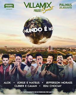 villa mix palmas 2018
