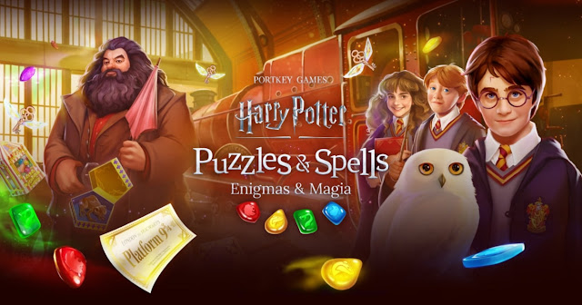 Jogo 'Harry Potter: Enigmas & Magia' é lançado mundialmente | Ordem da Fênix Brasileira