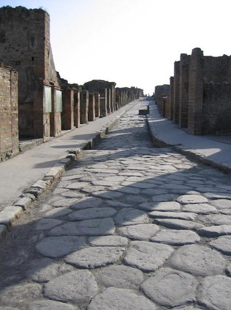 Jalan Kekaisaran Romawi