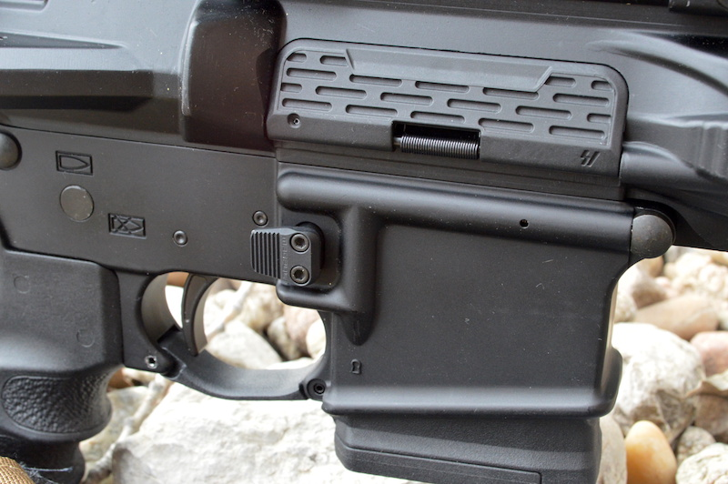 MAGPUL Enhanced AR Magazine Release Review