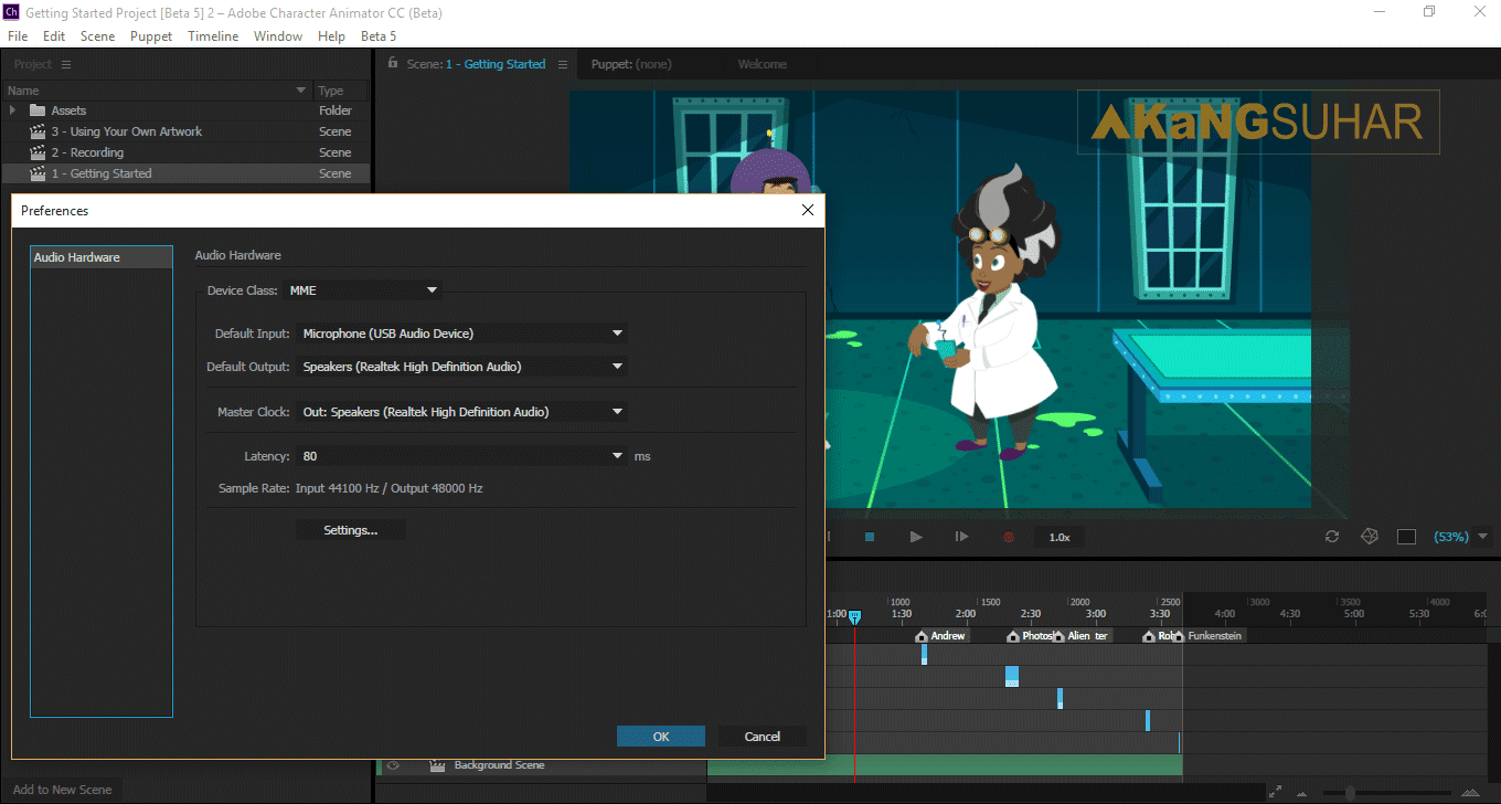 Download Adobe Character Animator CC 2017 Full Crack