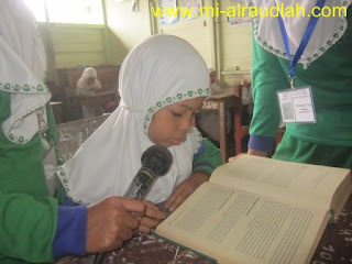 lomba membaca lancar mis al raudlah
