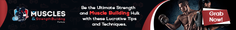 Muscles and Strength Building Formula