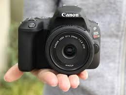 Canon EOS Kiss X9 DSLRファームウェアダウンロード