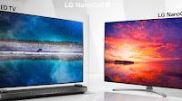 NanoCell vs. OLED: quale schermo TV si vede meglio?