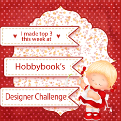 Hobbybook Designer Challenge