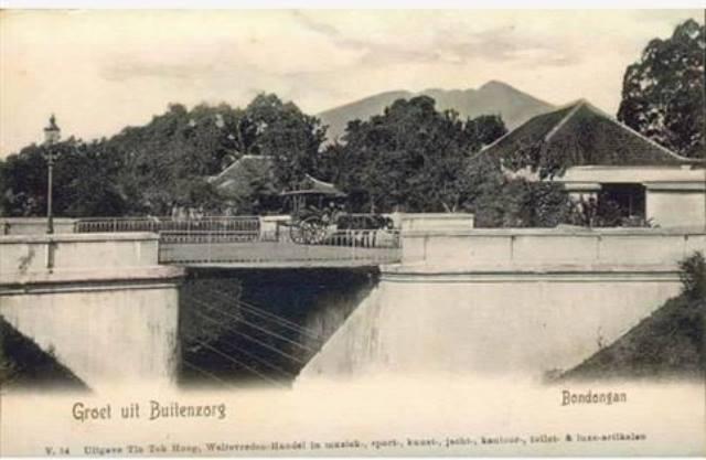 Sejarah Daerah Bondongan Bogor
