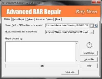 Advanced RAR Repair Full
