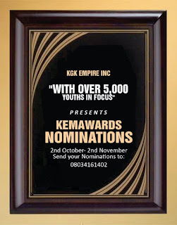 KGK Empire Kicks Off Nomination For KEMAWARDS 2020 [Nominate Now!]