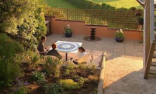 Debbie & Adrian's garden