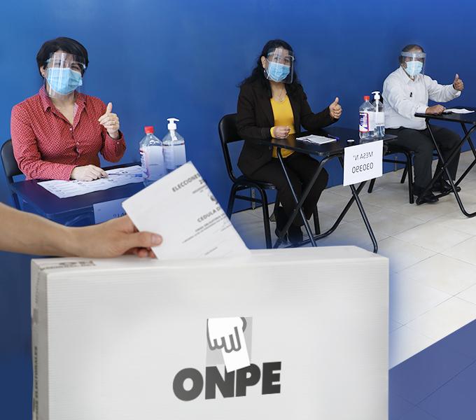 Elecciones 2021: Conoce si eres miembro de mesa
