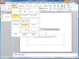 Office PowerPoint 2010