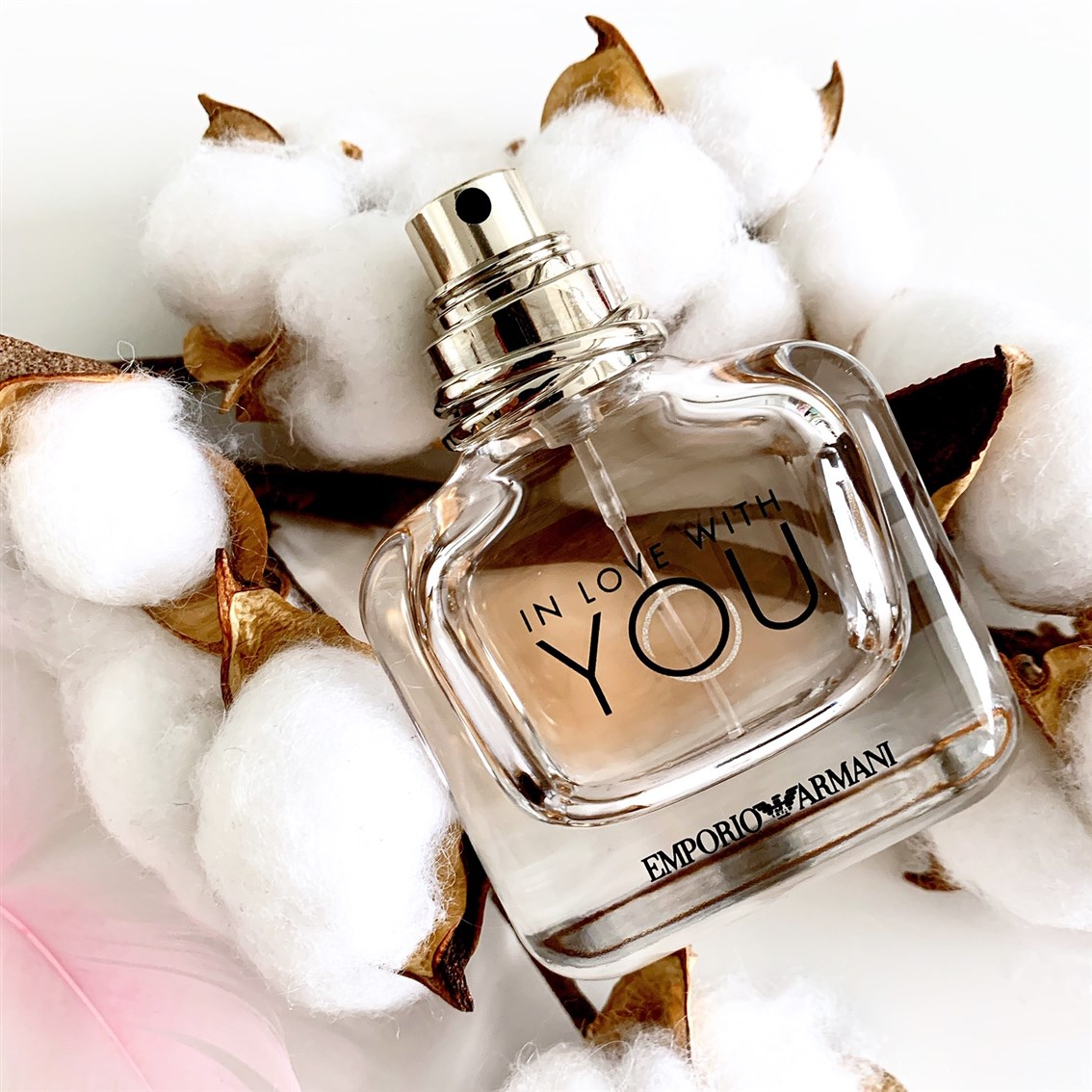 Armani In Love With You blog
