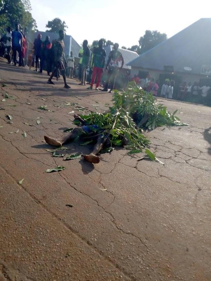 Fear in Guma LGA as Gun men killed two teenagers