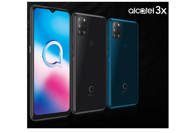 Alcatel 3X And Alcatel 1SE Launched By TCL