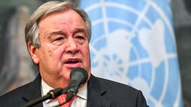 ONU formula cuatro opciones para proteger a los palestinos
