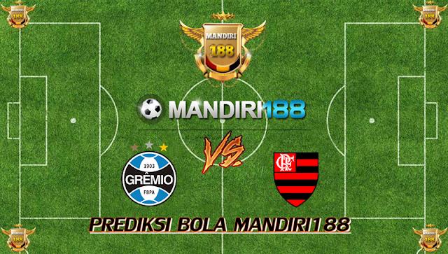 AGEN BOLA - Prediksi Gremio Porto Alegre vs Flamengo 6 November 2017