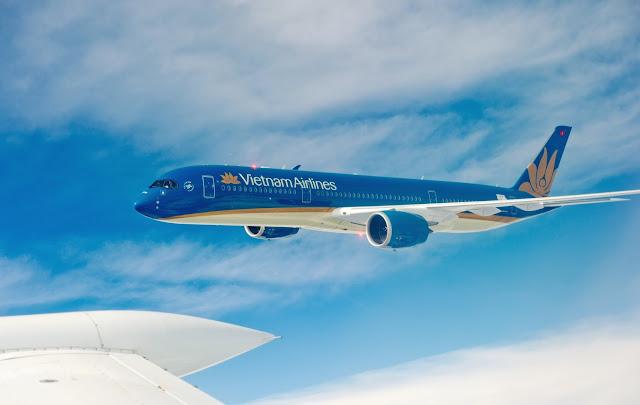 Vietnam Airlines Airbus A350-900 XWB