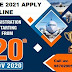 AME 2021 Application Form - IIAEDELHI