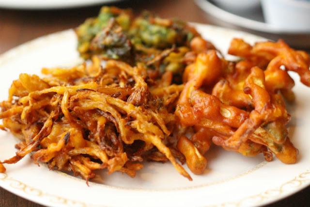 Burmese Food at Mandalay