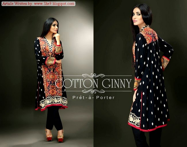 Cotton Ginny Winter Digital Printed Dresses