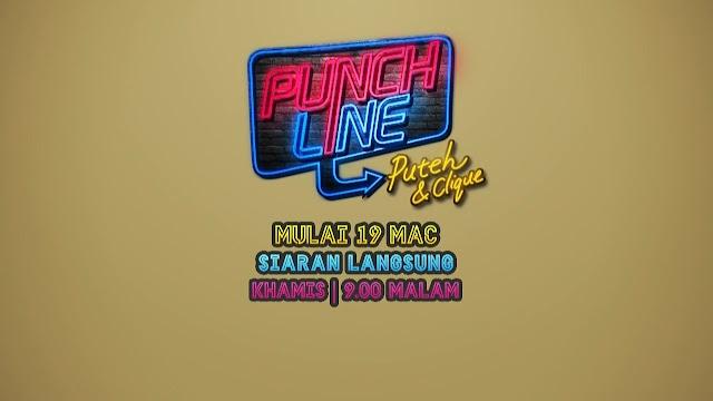 Program Punch Line Puteh dan Clique