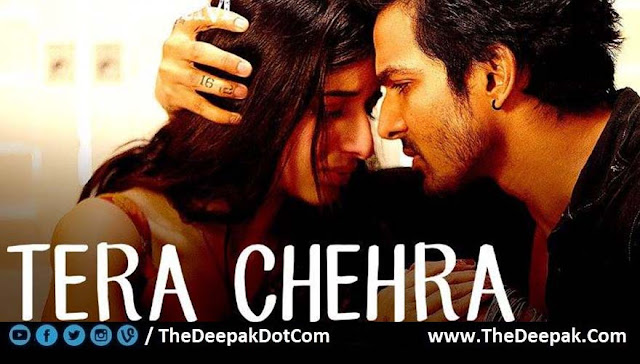 TERA CHEHRA Guitar Chords + Strumming Pattern, Hindi song from the movie SANAM TERI KASAM