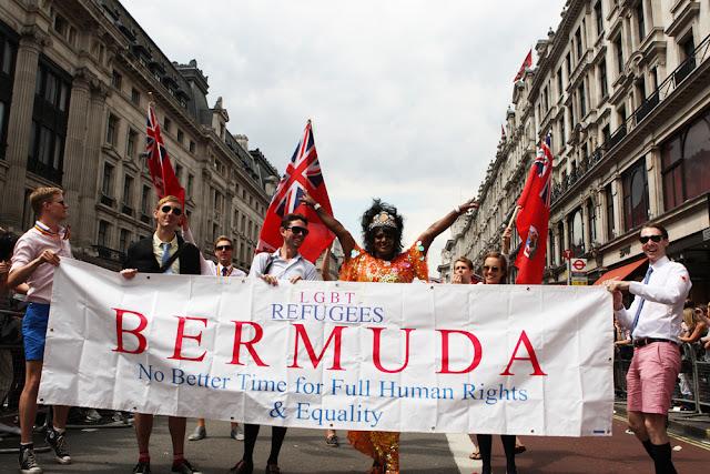 Бермуды замерли в ожидании гей-санкций