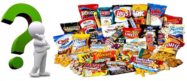 Snacks saludables ejemplos