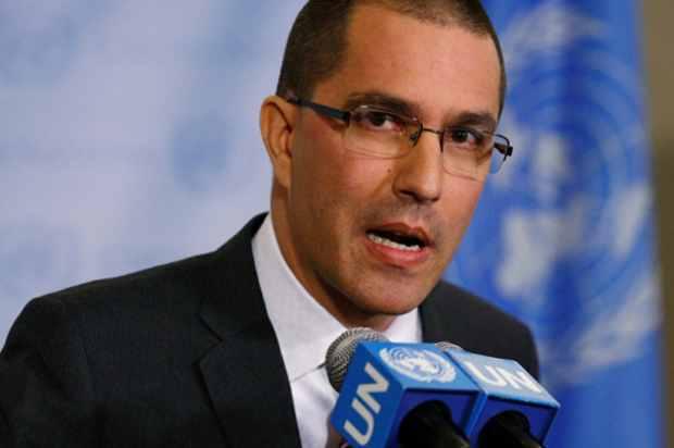 """Cancillería: Gobierno """"revisará"""" relaciones con países que reconocen a Guaidó"""