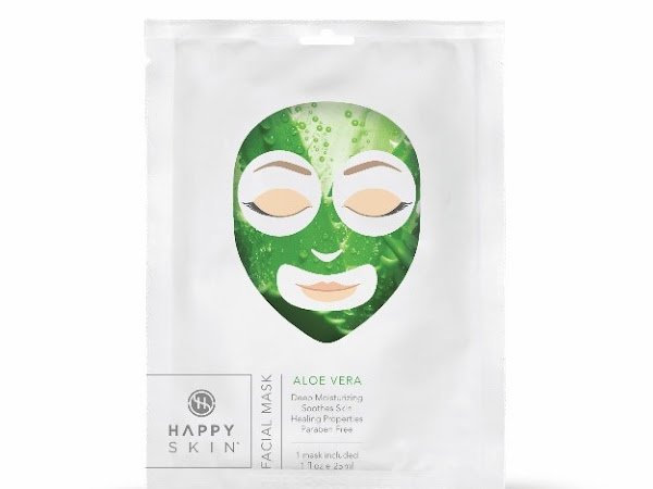 POST-HOLIDAY SKIN SAVERS FROM HAPPY SKIN