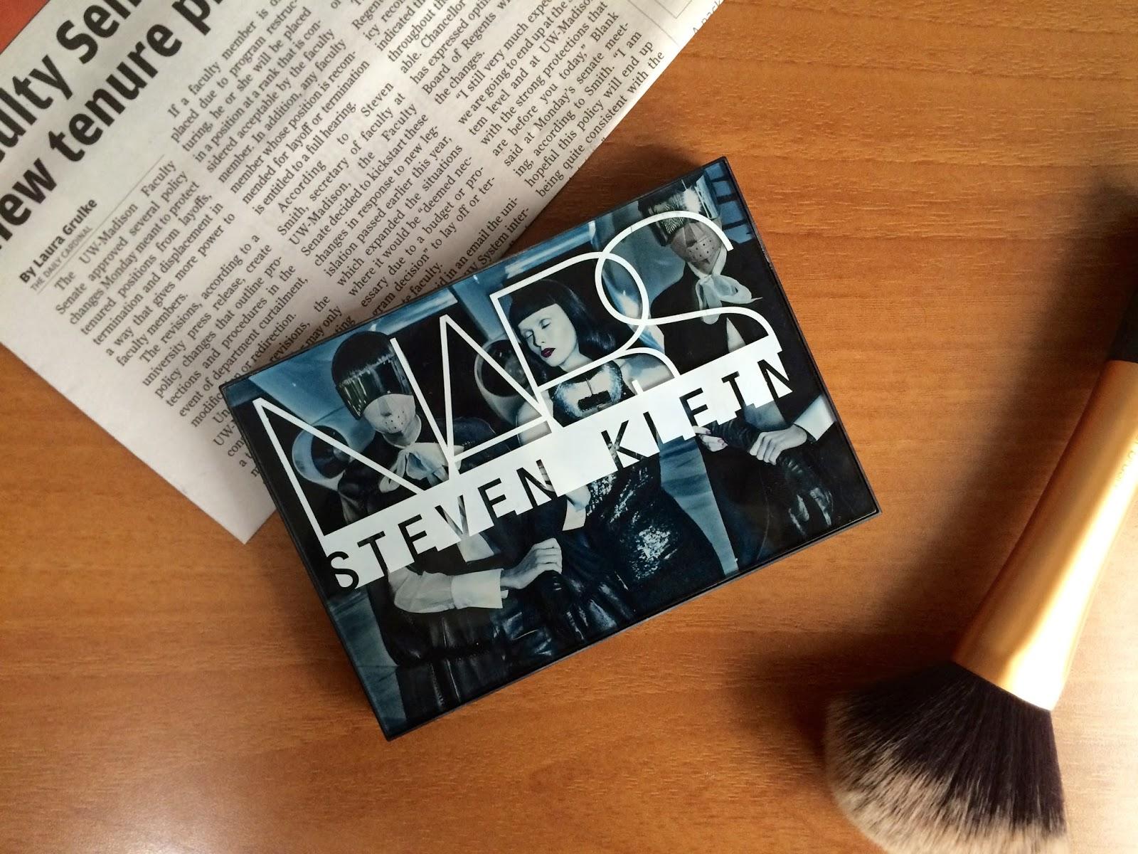 Nars Steven Klein Palette